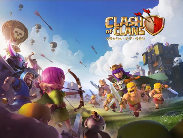 クラッシュ・オブ・クラン:「supercell」によって開発・運営され、世界中でiOSやAndroidアプリのランキング上位に入るモバイルゲーム。自分の村を守りながら相手の村を襲撃し、世界中のプレイヤーとランキングを競い合う。(画像はGooglePlayより)