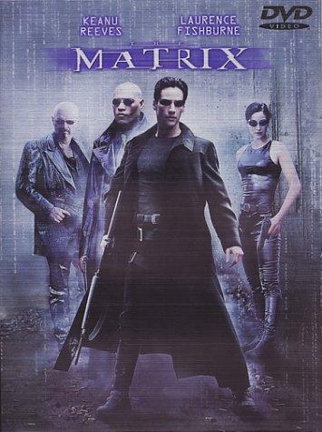 映画『マトリックス』。